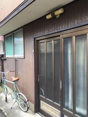 柳川町玄関
