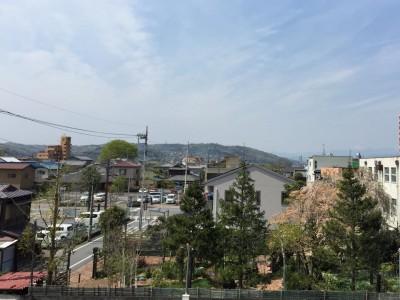 柳川町眺め